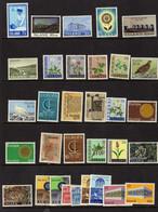 Islande (1964-70)   - - Paysages  - Europa  - Celebrites  -   - Neufs*  - MLH - Ungebraucht