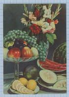 USSR / Vintage Photo Postcard / Soviet Union / Belarus. Food. Festive Dessert. 1962 - Belarus