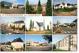 44220 LA CHABOSSIÈRE EN COUËRON - Jolies Vues Dont église, Loto, Super U - Sonstige Gemeinden