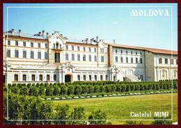 "Moldova 2016. ""Mimi"" Castle.1900.Postcard.Quality:100% - Moldavië"