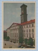 USSR / Vintage Photo Postcard / UKRAINE. Lviv. Lvov. City Soviet Of Working-people's Deputies. Architecture. 1962 - Ukraine