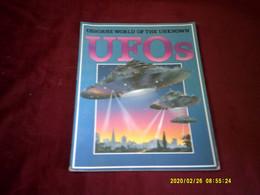 MAGAZINE  UFO'S USBORNE WORLD  OF THE UNKNOWN - Cultural