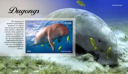 Liberia 2020  Fauna  Dugongs   S202102 - Liberia