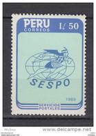 Pérou, Peru, Poste, Post, Facteur, Mailman, Course, Indiens D'amérique, Amérindien, Amerindian - Post