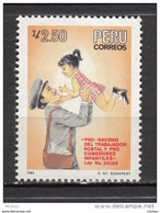 Pérou, Peru, Facteur, Mailman, Enfant, Children, Poste, Post - Post