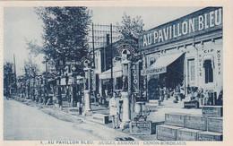 33 -- Cenon-Bordeaux -- Au Pavillon Bleu -- J.Dupuy -- Huiles - Essences - Pompes à Essences --- 3610 - Andere Gemeenten