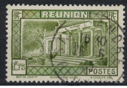 REUNION             N°  YVERT   143 ( 3 ) OBLITERE     ( Ob 02/01 ) - Usati