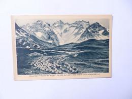 LE COL DU LAUTARET   -  05  -  Et La Meije   -  Hautes Alpes - Otros Municipios