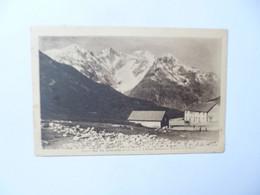 COL DU LAUTARET   -  05  -   L'hôtel Restaurant Berthet Et La Meije   -  Hautes Alpes - Otros Municipios