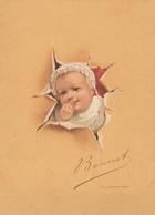 Petit Calendrier  1893. Bonnet, 31,Place De La Bourse, Paris. Agents De Change - Formato Piccolo : ...-1900