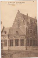 Oudenaarde - Postkantoor (niet Gelopen Kaart) - Oudenaarde
