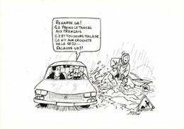 Illustrateur Million MRAP RV - Humor