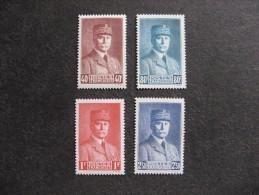 TB Serie N° 470 Au N° 473, Neufs XX. - Unused Stamps