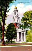 Connecticut Danbury First Congregational Church - Other