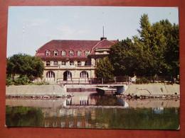 Bydgoszcz /  Poland  1974 Year / Rowing Building - Poland