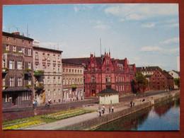 Bydgoszcz /  Poland  1974 Year / Post Office Building - Poland