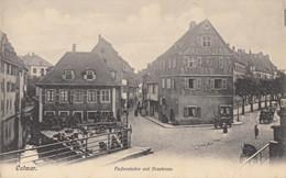 CPA - Colmar - Fischerstaden Und Krautenau - Colmar