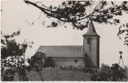 E11- 12) RIEUPEYROUX (AVEYRON) LA CHAPELLE - MERIDIEN DE GREENWICH  - (OBLITERATION DE 1956 - 2 SCANS) - Altri Comuni