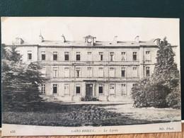 22, - Saint Brieuc , Le Lycée En 1917 - Saint-Brieuc