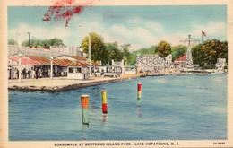 Boardwalk At BERTRAND ISLAND PARK - LAKE HOPATCONG - Other