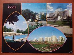 Lodz 1989 Year / Poland / Łódz - Poland