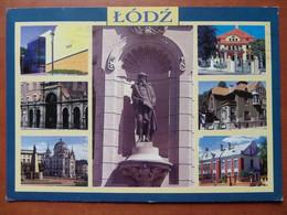 Lodz 1997 Year / Poland / Łódz Multi - Poland