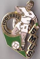 PIN'S THEME FOOTBALL CLUB DE SAINT MAUR LES FOSSES  EN VAL DE MARNE   S MU S - Football