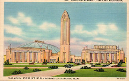 FORT WORTH Frontier Centennial - Fort Worth