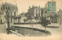 85 LES SABLES D'OLONNE. Place Du Palais De Justice 1919 - Sables D'Olonne
