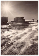 TAAF TERRE ADELIE CARTE EPF 01 01 1961 - Cartas
