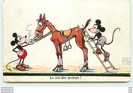 N°12906 - John Wills - Le Roi Des Jockeys - Mickey - Wills, John