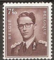 Belgie Belgique 1958 OCBn° 1070 *** MNH Cote 97,50 Euro Roi Baudouin Koning Boudewijn - Unused Stamps