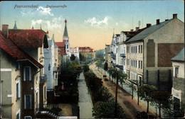 CPA Františkovy Lázně Franzensbad Reg. Karlsbad, Stefanstraße - República Checa