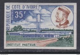 Cote D'Ivoire N° 343 Nd XX : Institut Pasteur, Non Dentelé, Sans Charnière, TB_ - Ivory Coast (1960-...)