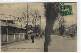Auxerre - Les Promenades - Boulevard Vaulabelle - Auxerre