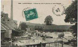 LANDIVISIAU  -  L'Usine De Colle Et Gélatine Au Bois D'Amour - Landivisiau
