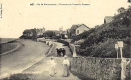 NOIRMOUTIER (85) - Ile De Noirmoutier - Panorama De L'anse Du Souzeaux - Ed. A. Duclos, Nantes - Noirmoutier