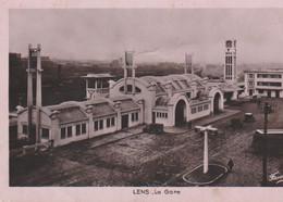LENS  - LA GARE - Lens