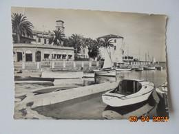 Sainte Maxime. La Route De Bord De Mer. SEPT 66-31 PM 1954 - Sainte-Maxime