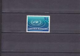 EMBLèME DE L'ONU/NEUF **/N° 150 /YVERT ET TELLIER 1966 - Nuovi
