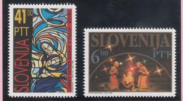 1992 - SLOVENIA - NATALE - NUOVI - Slovenia