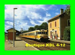 RU 0676 - Turbotrain RTG En Gare - AGONAC - Dordogne - SNCF - Other Municipalities