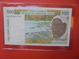TOGO 500 FRANCS 1981-2002 Circuler - Togo