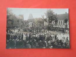 Wervik 1926 Fotopostkaart     ( 2 Scans ) - Wervik