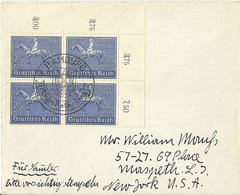 ALEMANIA IMPERIO (s) 637 En Sobre. - Covers & Documents