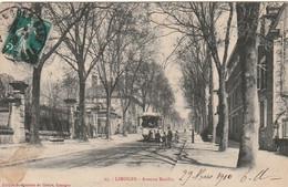***  87  ***  LIMOGES Avenue Baudin TB - Limoges