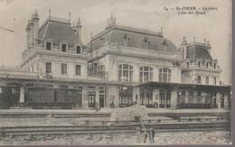 SAINT OMER  - LA GARE - Saint Omer