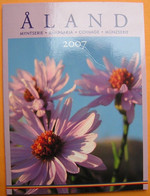 Finland 2007 :ALAND. Gratis Verzending/Envoi Gratuit. - Finlande