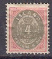 Islande 1900 Yvert 21 * Neuf Avec Charniere - Neufs