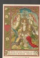 10 04/ D/    DEVOTIEPRENTJE     LITHO  8/12,50 Cm - Religion & Esotericism